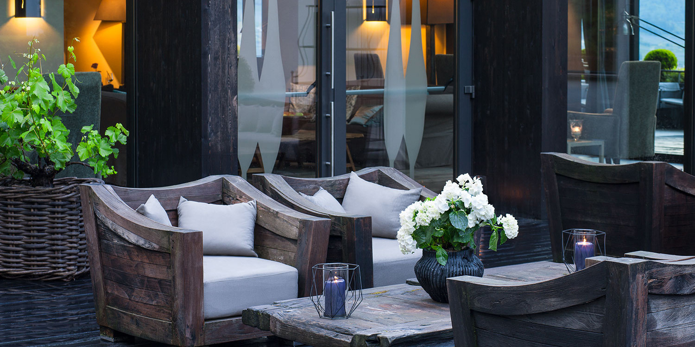 Design hotel a merano south tyrol for Designhotel dorf tirol