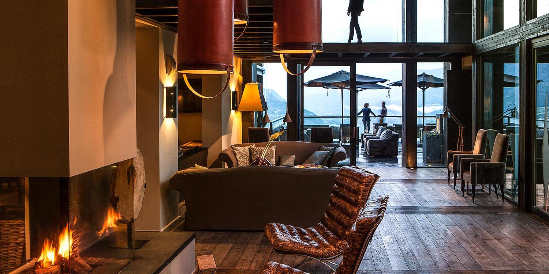 Designhotel bei meran in s dtirol lodge for Designhotel suedtirol