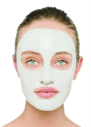 applications - mask - spa area